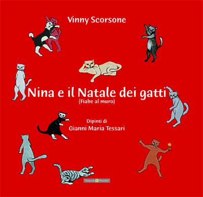 Plumelia edizioni nina e il natale dei gatti fiabe al for Il linguaggio dei gatti